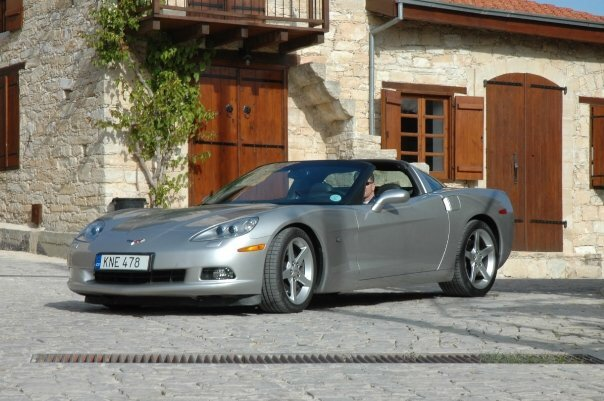 2005 C6 Corvette coupe  For Sale (picture 4 of 5)