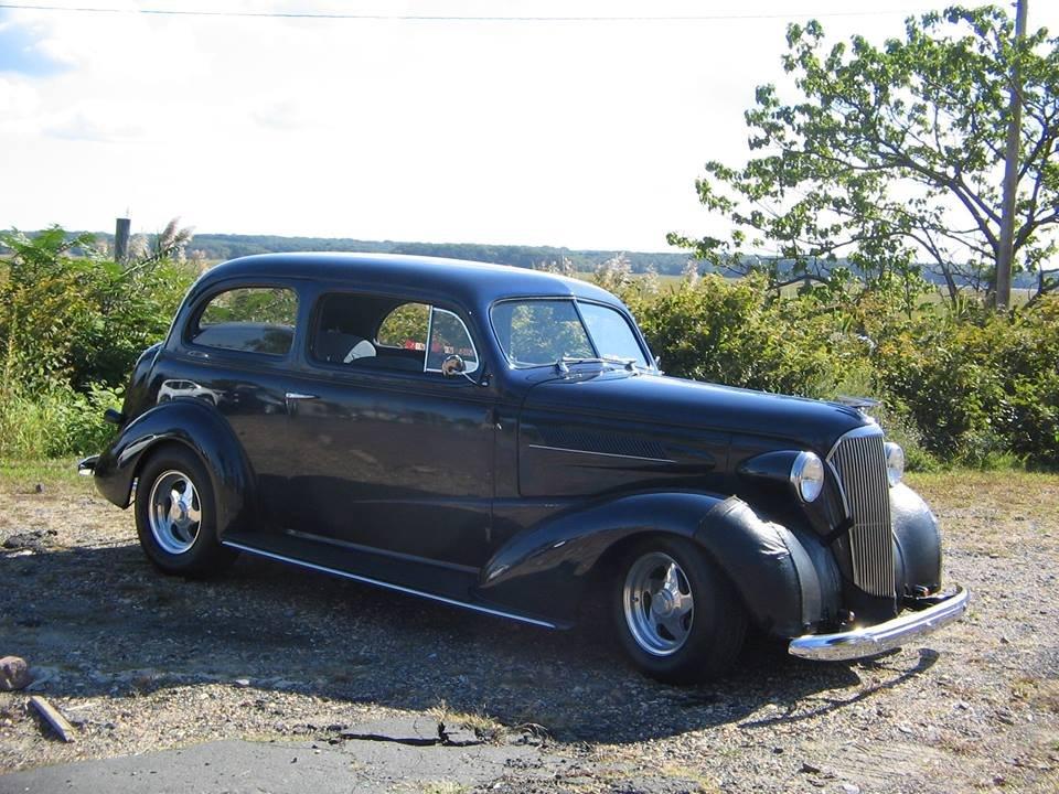 1937 Chevrolet Tudor Sedan (South Amboy, NJ) $44,900 obo For Sale (picture 1 of 6)
