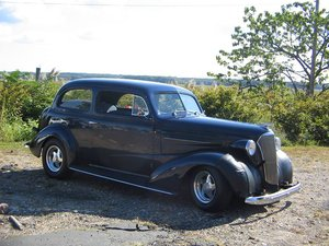 1937 Chevrolet Tudor Sedan (South Amboy, NJ) $44,900 obo For Sale