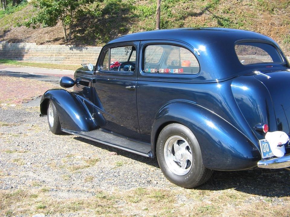 1937 Chevrolet Tudor Sedan (South Amboy, NJ) $44,900 obo For Sale (picture 5 of 6)