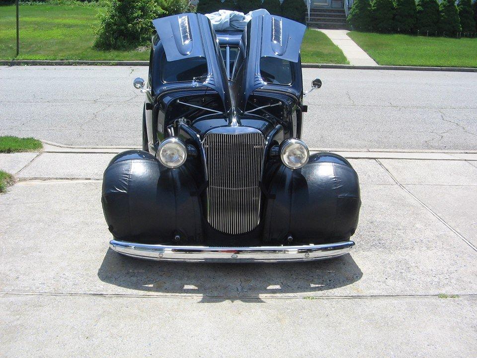 1937 Chevrolet Tudor Sedan (South Amboy, NJ) $44,900 obo For Sale (picture 6 of 6)