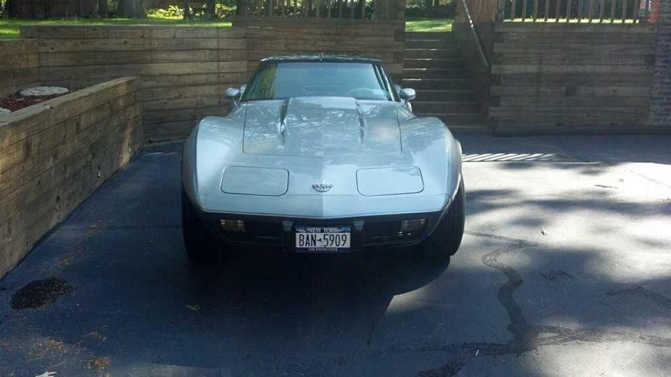 1978 Chevrolet Corvette Silver Anniversary Edition For Sale (picture 3 of 6)