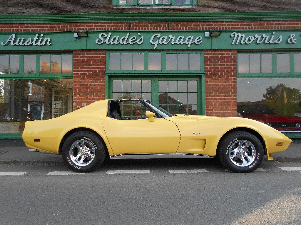1977 Chevrolet Corvette Coupe 5.7 For Sale (picture 1 of 4)