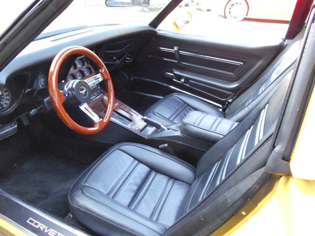 1977 Chevrolet Corvette Coupe 5.7 For Sale (picture 4 of 4)