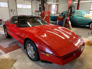 1988 Chevrolet Corvette $12,000 USD For Sale