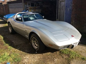 1976 Corvette Stingray For Sale