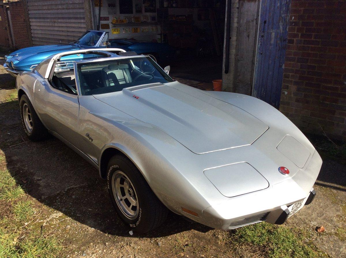1976 Corvette Stingray For Sale (picture 2 of 6)