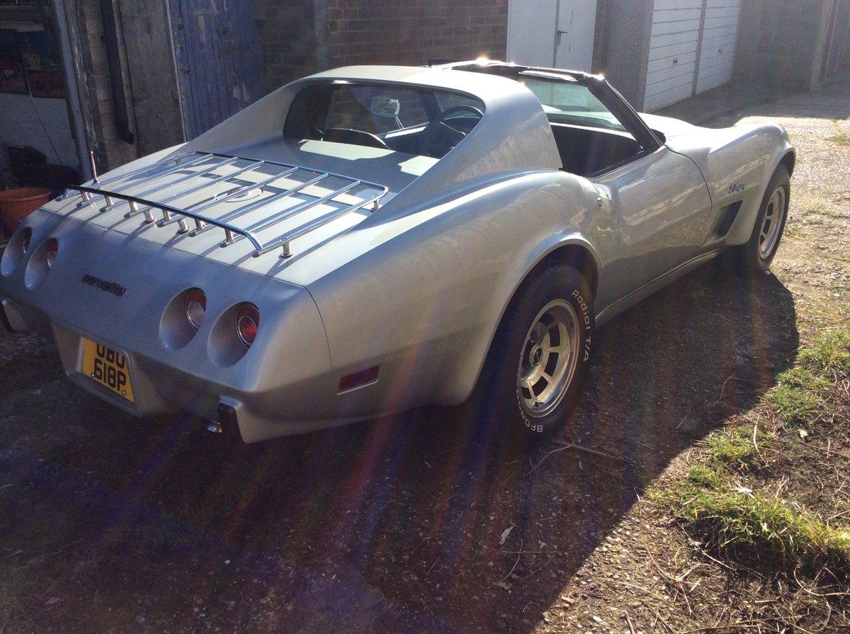 1976 Corvette Stingray For Sale (picture 3 of 6)