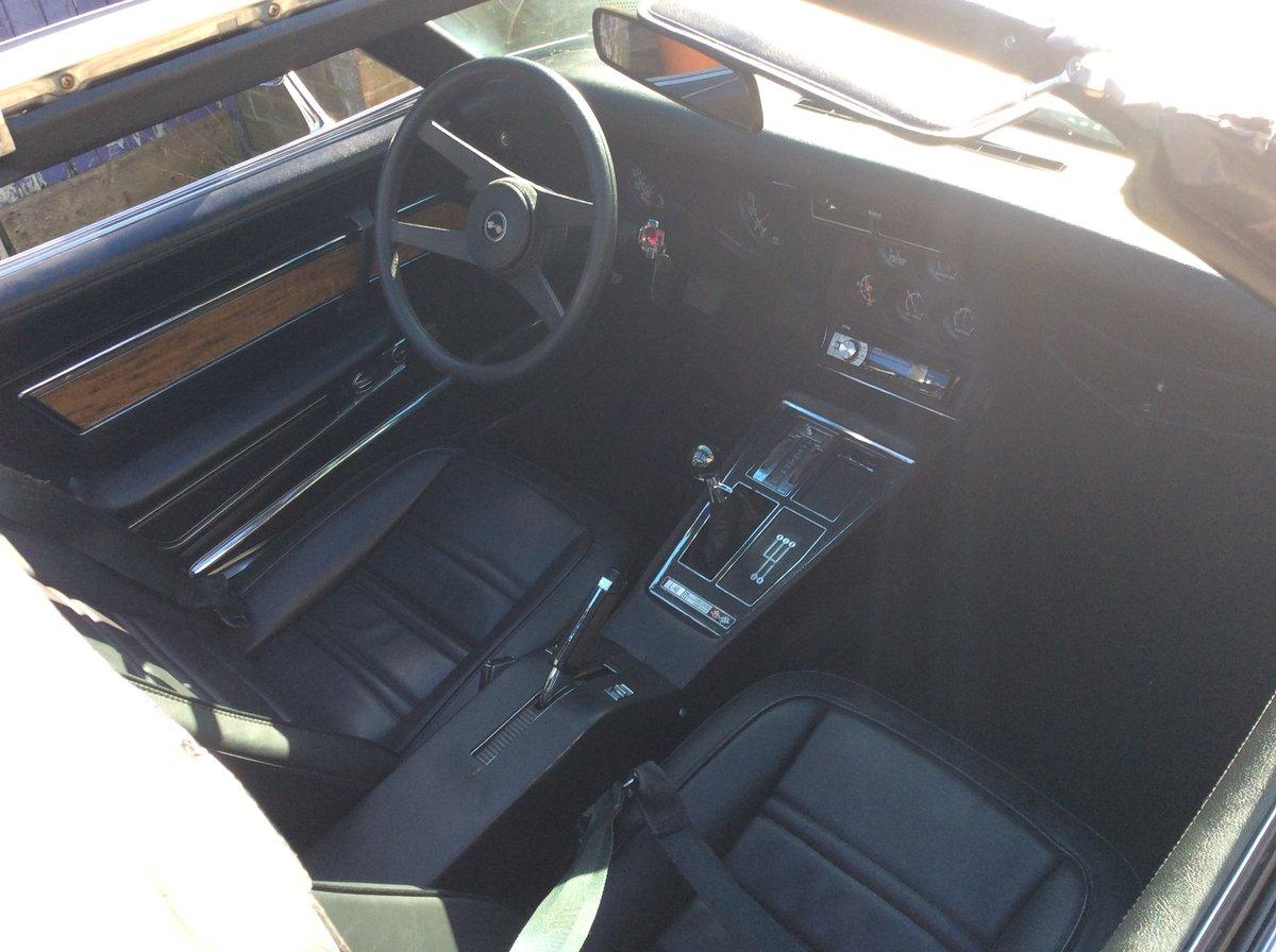 1976 Corvette Stingray For Sale (picture 4 of 6)