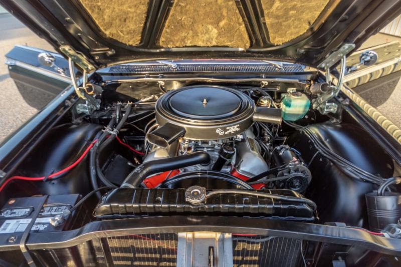 1962 Chevy Impala SS 409 = Correct Restored Manual $49.5k For Sale (picture 5 of 6)