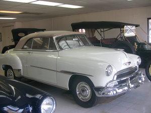 Picture of 1951 Chevrolet Stylelne Delxue Convertible Rare Classic! For Sale