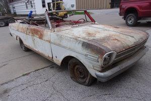 1962 Chevrolet Nova Convertible For Sale