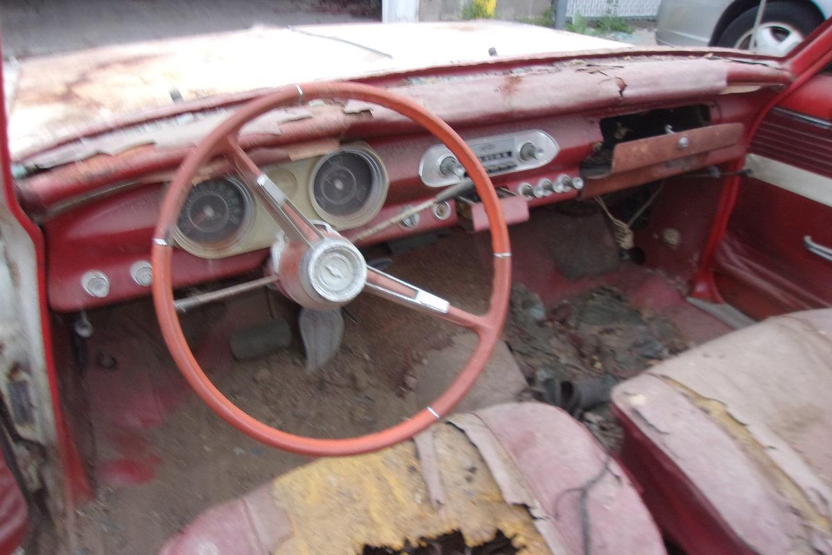 1962 Chevrolet Nova Convertible $2000 USD For Sale (picture 4 of 6)