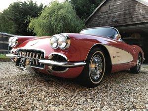 1959 Chevrolet Corvette C1 For Sale