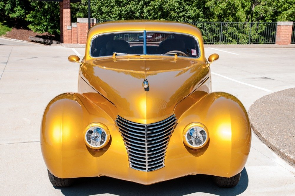 1940 LaSalle Custom Coupe = 350 LT1 FI Auto AC mods $31.5k For Sale (picture 3 of 6)