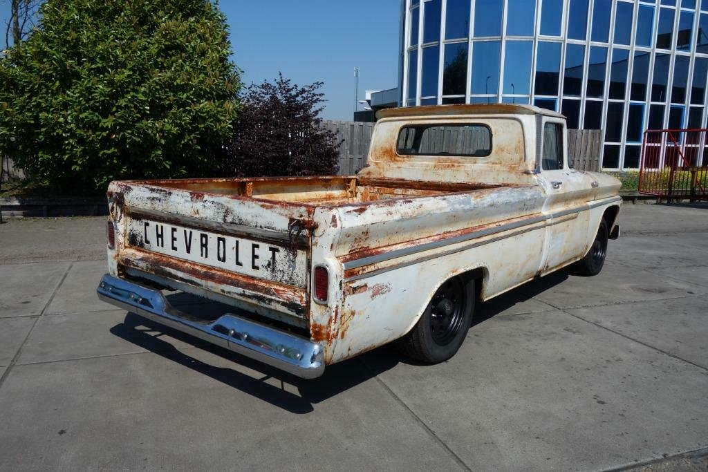 1962 Chevrolet C10 V8 Pickup GREAT PATINA! For Sale (picture 1 of 6)