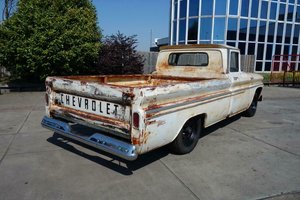 1962 Chevrolet C10 V8 Pickup GREAT PATINA! For Sale