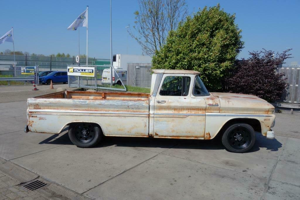 1962 Chevrolet C10 V8 Pickup GREAT PATINA! For Sale (picture 3 of 6)
