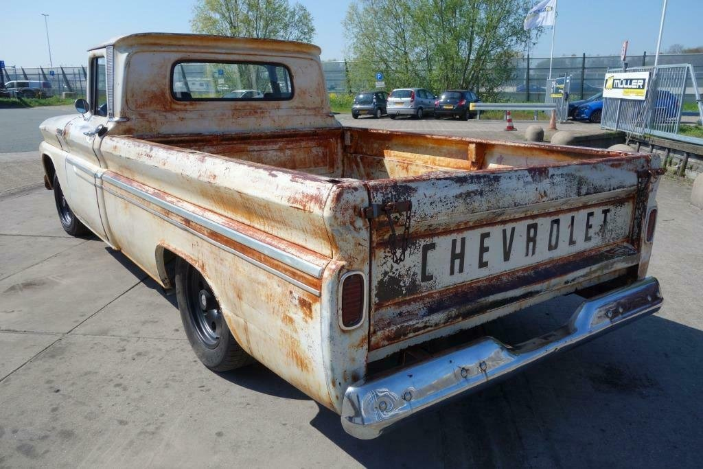 1962 Chevrolet C10 V8 Pickup GREAT PATINA! For Sale (picture 4 of 6)