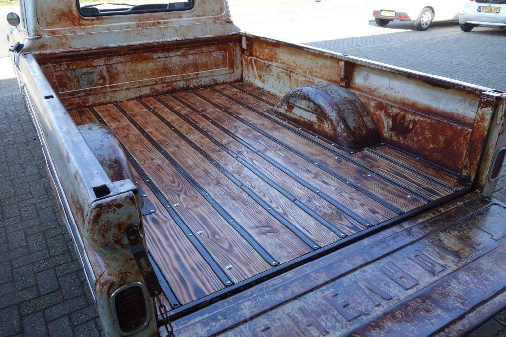 1962 Chevrolet C10 V8 Pickup GREAT PATINA! For Sale (picture 6 of 6)
