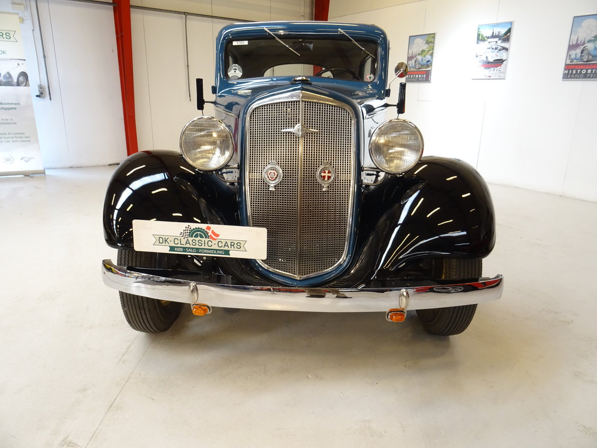 1933 Chevrolet 2/5P Mercury CC (Chevrolet Standard Six) For Sale (picture 2 of 6)