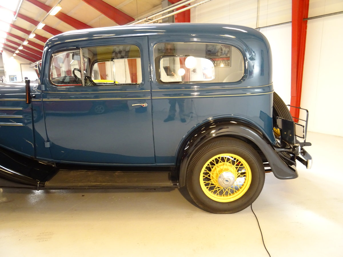 1933 Chevrolet 2/5P Mercury CC (Chevrolet Standard Six) For Sale (picture 3 of 6)