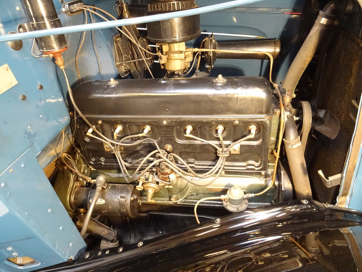 1933 Chevrolet 2/5P Mercury CC (Chevrolet Standard Six) For Sale (picture 6 of 6)