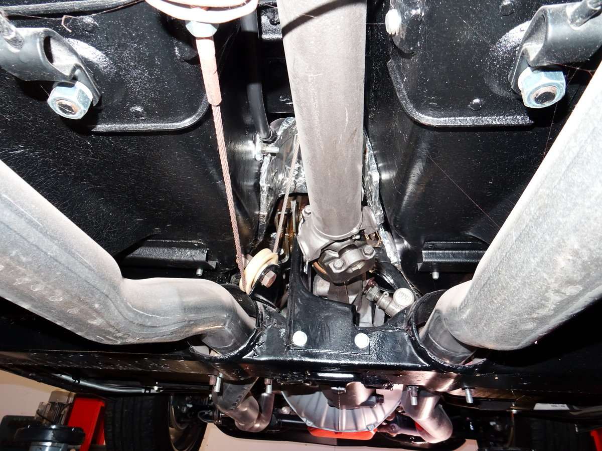 1973 Corvette Convertible C3 - complete body-off restoration For Sale (picture 6 of 6)