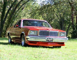 1978  Chevrolet El Camino (Lexington, KY) $22,500 obo