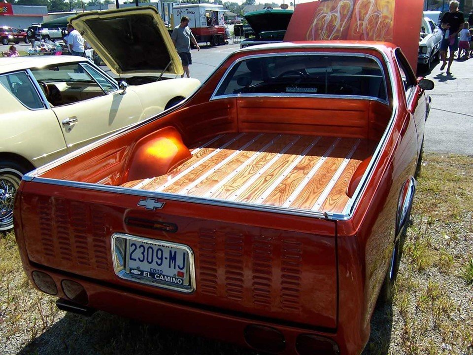 1978 Chevrolet El Camino (Lexington, KY) $22,500 obo For Sale (picture 3 of 6)