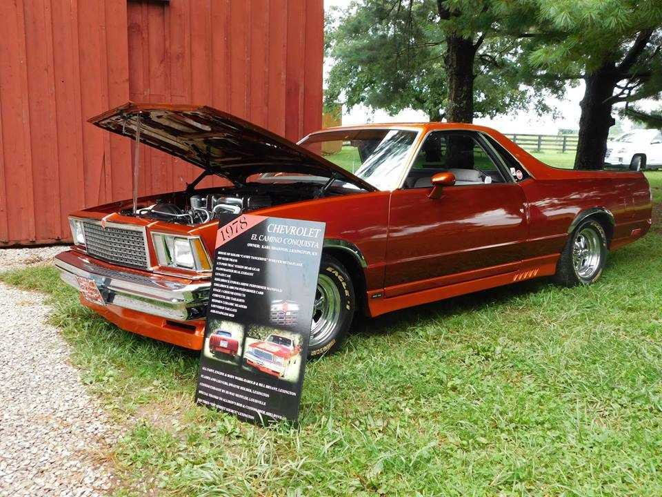1978 Chevrolet El Camino (Lexington, KY) $22,500 obo For Sale (picture 6 of 6)