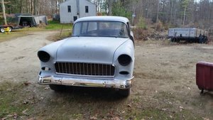 1955 Chevrolet Bel Air station wagon (new ipswich, Nh) For Sale