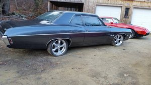 1968 Chevrolet Bel Air (New Ipswich, NH) $34,900 obo For Sale