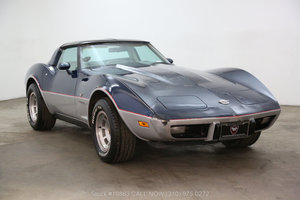 1978 Chevrolet Corvette Silver Anniversary For Sale