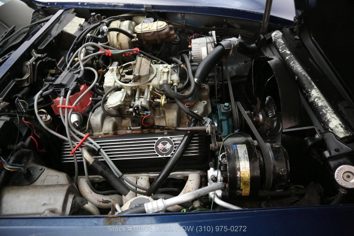1978 Chevrolet Corvette Silver Anniversary For Sale (picture 5 of 6)