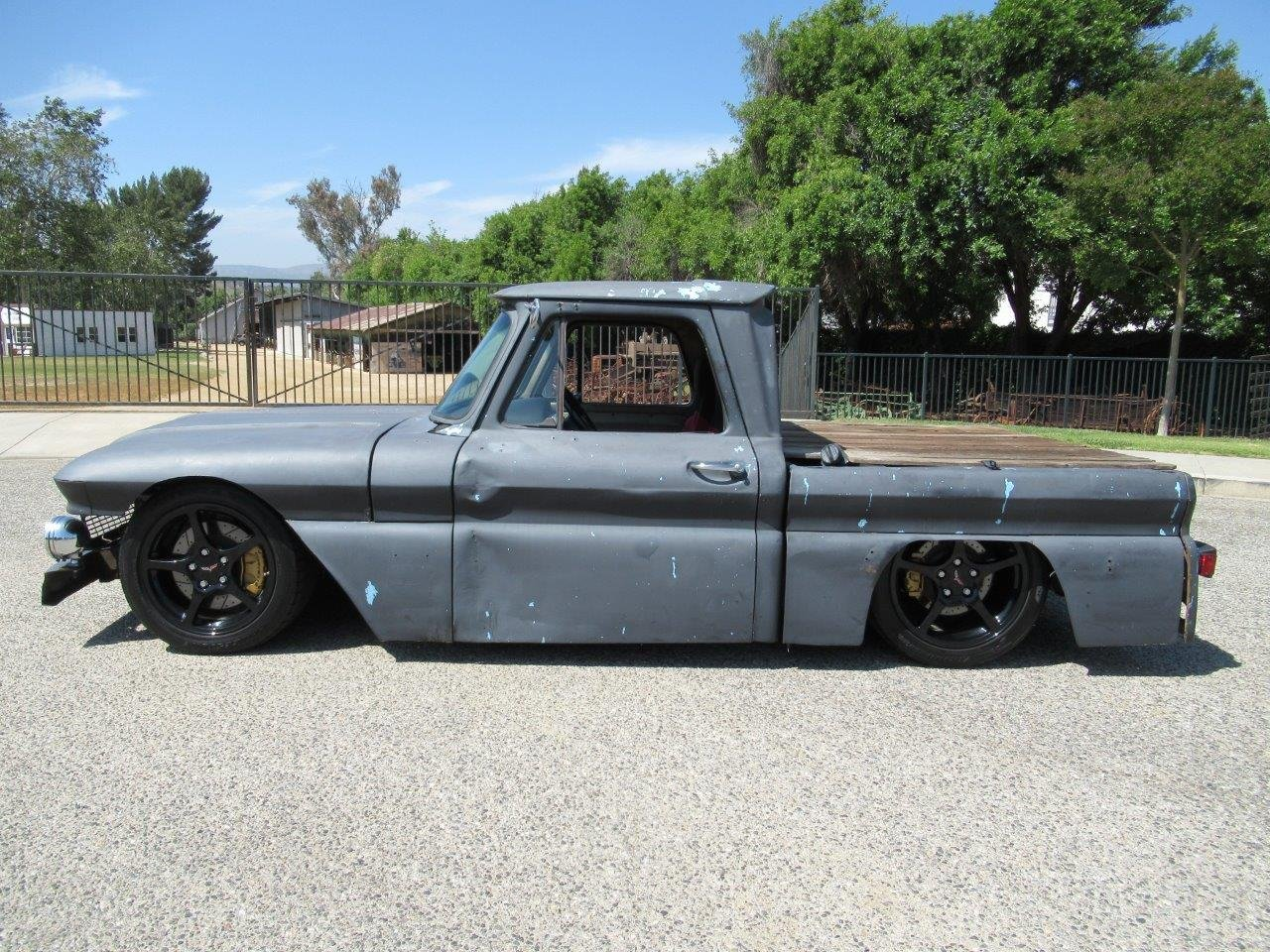 1966 Chevrolet Rat Vette Truck For Sale (picture 1 of 6)