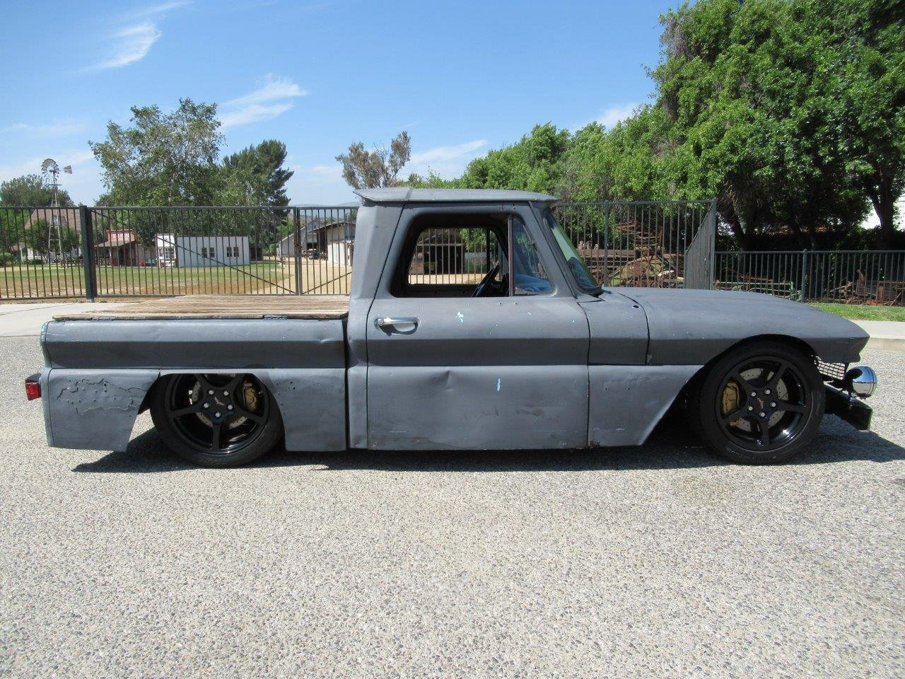 1966 Chevrolet Rat Vette Truck For Sale (picture 2 of 6)