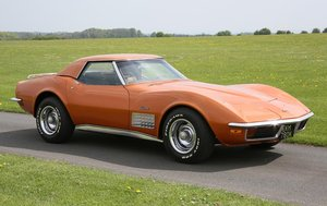 Corvette Stingray Convertible 1972 Manual