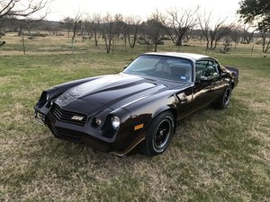 1981 CHEVROLET CAMARO Z/28 350 AUTO AC PS PB PWR WINDOWS LOW For Sale