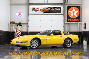 1993 CHEVROLET CORVETTE 93 6 SPEED 34K MILES CHROME WHEELS G For Sale
