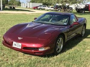 2003 CHEVROLET CORVETTE 50TH ANNIVERSARY EDITION 37K MILES S For Sale