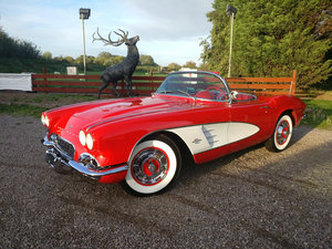 1961 Corvette C1 For Sale