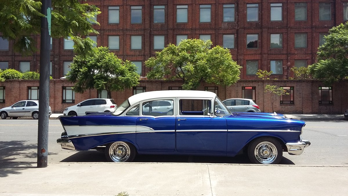 Chevrolet Bel Air 1957 - Classic For Sale (picture 1 of 6)