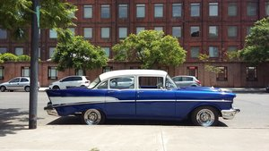 Chevrolet Bel Air 1957 - Classic For Sale