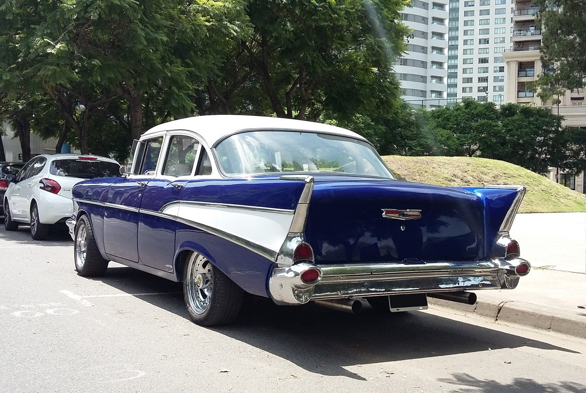 Chevrolet Bel Air 1957 - Classic For Sale (picture 2 of 6)
