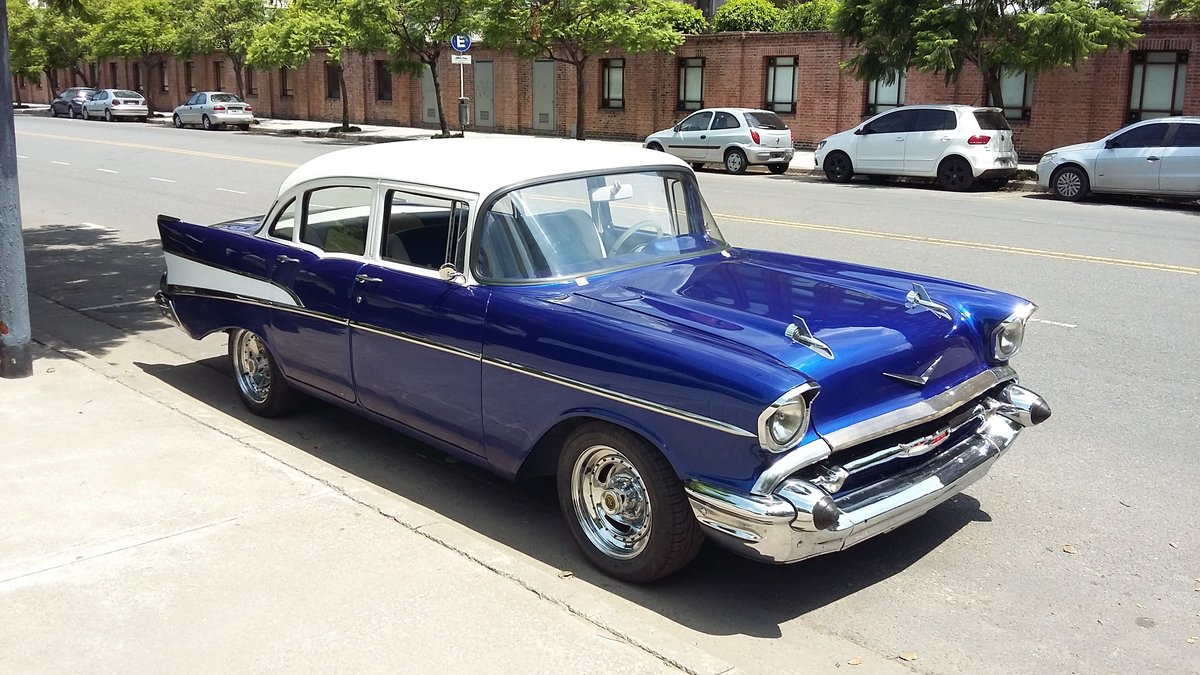 Chevrolet Bel Air 1957 - Classic For Sale (picture 3 of 6)