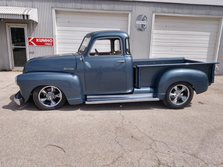 1949 Chevrolet 5 window short bed pickup For Sale (picture 4 of 6)