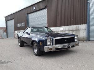 1977 Chevy El Camino For Sale