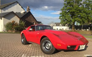 1976 Chevrolet Corvette Stingray, C3 For Sale