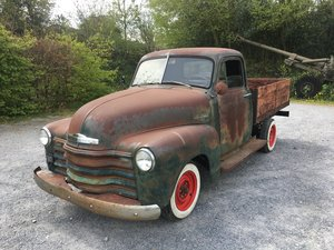 1952 chevrolet 3100 pickup For Sale